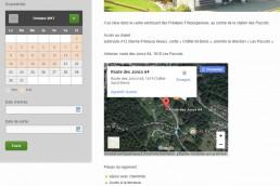 Site internet - lè kondji - Côté Gauche Christophe Golay