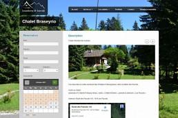 Site internet - lè kondji - Christophe Golay