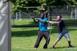 Photos Côté Gauche Christophe Golay - Côté Positif - Un autre regard sur les réfugié-e-s