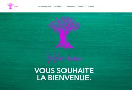 Site internet - L'Olivier Traiteur - Côté Gauche Christophe Golay