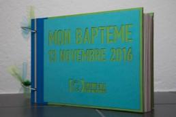 Graphisme - Livre photo - Côté Gauche Christophe Golay