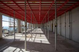 Photos Côté Gauche Christophe Golay - Construction de trois bâtiments - Collège de Vigner à Saint-Blaise