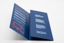 Graphisme - brochures - Côté Gauche Christophe Golay