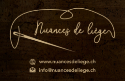 Logos - Nuances de liège - Côté Gauche Christophe Golay