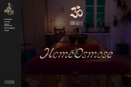 Sites internet - HoméOsmose - Côté Gauche